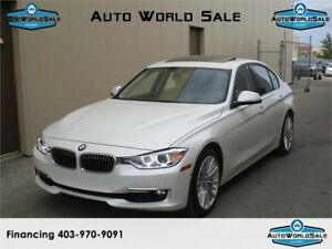 2014 BMW 328XI-AWD |BROWN INT-EXECPACK/ LUX PACK-