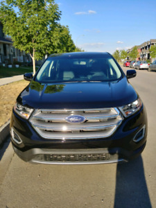 2016 Ford Edge SEL AWD PST Paid..