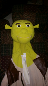 Shrek costume. In great condition. (Asking $35, or best offer.)