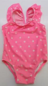 Pink Polka Dot 6-12m Gymboree Swimsuit
