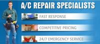 air-conditienr & Furnace solutions specialist