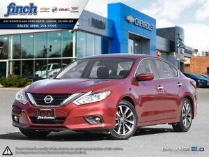 2017 Nissan Altima 2.5 SV 2.5 SV W/SUNROOF