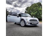 Mini cooper 1.6. MOT till November. Looks and drives mint. Not audi bmw vauxhall astra corsa ford