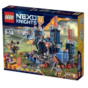 Lego Nexo Knights: 70317 The Fortrex (1140pieces!)(NEW, SEALED!)