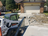 Concrete Removal (587) 834-0000