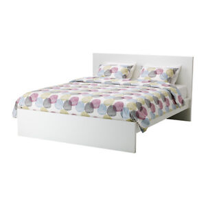 New IKEA KING bed frame