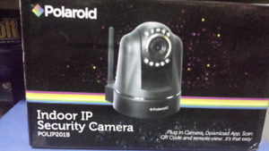 Polaroid network security IP camera wifi night vision 360 degree