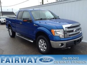 2013 Ford F-150 XLT Supercab 4WD XTR!   Local Trade!