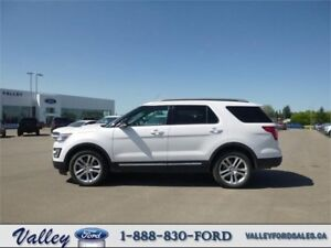 7-PASSENGER! FULL SIZE SUV WITH TOW PACKAGE! 2016 Ford Explorer