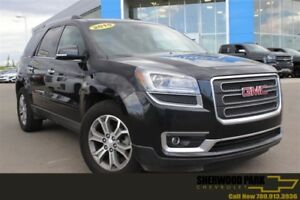 2015 GMC Acadia SLT2| Dual Sun| Nav| H/C Leath| Heat Wheel|