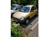 ford ka only 32000 miles