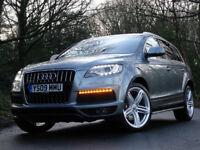 2009 Audi Q7 3.0TDI Tiptronic FACELIFT URGENTTTT!!!