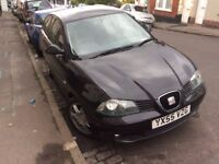 2005 SEAT IBIZA Sport 16v 1.4L Petrol 3dr - Spares or Repairs - £300 ONO