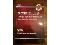 GCSE English Language and Literature Guide 9-1