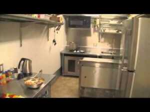 Catering Truck Cleaning & Restocking - Overnight