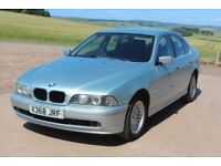 BMW 525 1 years MOT 93000 Miles
