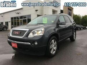 2011 GMC Acadia SLT1 - Bluetooth -  Leather Seats