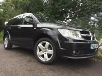 2010 Dodge Journey 2.0CRD auto RT 7 Seater, **SPARES OR REPAIRS**