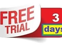 free trial quran classes for 3 days everyone anywhere