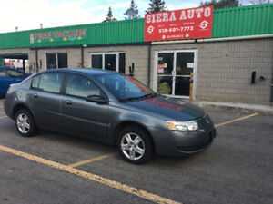 2006 Saturn ION**AUTO**A/C COLD**SUPER CLEAN**CERTIFIED**