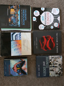 Various texts for BAC program