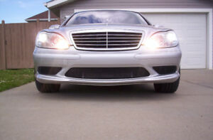 2004 Mercedes-Benz S-Class S55 AMG SUPER CHARGED! Sedan