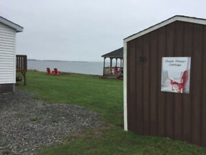 Oceanfront rental Northumberland Strait - Ocean Flower Cottage