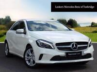 Mercedes-Benz A Class A 180 D SPORT PREMIUM (white) 2017-06-09