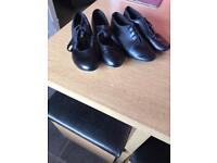 Tap And Jazz shoes