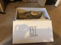 BT London sparkly shoes