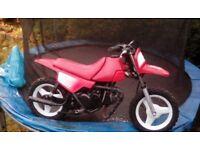 Py 50 kids motorbike