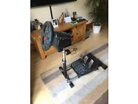 Logitech G29+Shifter+Wheelstand Pro v2