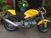 2001 DUCATI MONSTER 600 / Low Mileage / MOT'D