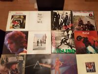 VINYL RECORD ROCK COLLECTION