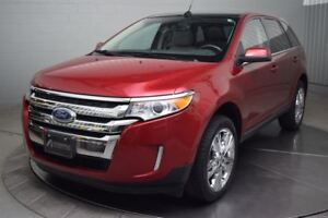 2013 Ford Edge LIMITED V6 MAGS TOIT PANO CUIR NAVI