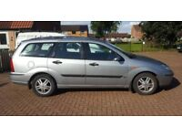Ford focus 1.8 zetec full Ford main dealer service history