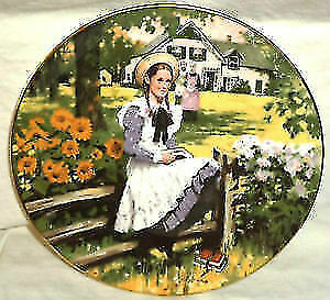 COLLECTOR PLATE: ANNE OF GREEN GABLES