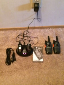 2 Sets of 2 Way Radios