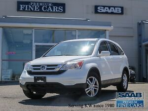 2010 Honda CR-V EX  Power Sunroof One Owner