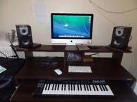 Fulll recording studio for sale in top condition