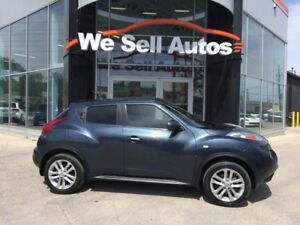 2012 Nissan Juke SL AWD *LOW KM *NAV*LTHR *SUNROOF