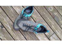 Rock climbing shoes. 5.10 Approach shoe, size uk mens 7, excellent condition hardly worn. £10.00