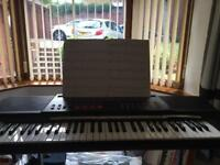 Hohner psk60 electric keyboard