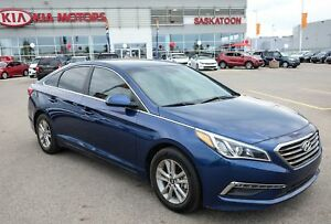 2015 Hyundai Sonata GL Rear-view camera, Remote entry, Satell...