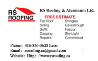 Need Re-Roofing Services In Kitchener Area-Call 4168363628
