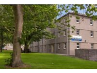 HMO en-suite student rooms on Aberdeen University campus £80 per person per week bills etc included