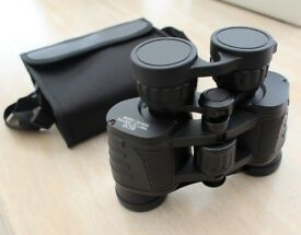 PICTEK Compact Binoculars 8x35mm Multi-Purpose Wide Angle & Professional Bag