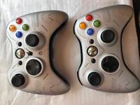 Xbox 360 limited edition halo console bundle