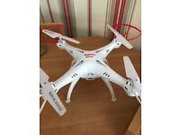 Syma X5SC drone plus extras