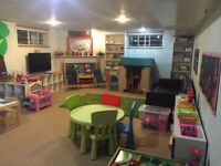 Subsidized 7:75/day Montessori home daycare